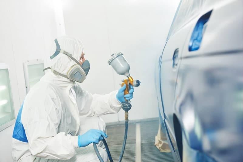 carrosserie et peinture automobiles
